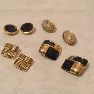 🌻Trendy Mystery Bundle Assorted Clip Earrings 🌻